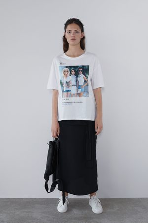 Zara Naiset T-paidat - Barbie ©mattel inc. t-shirt