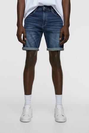 Zara Miehet Bermuda-shortsit - Basic bermuda shorts