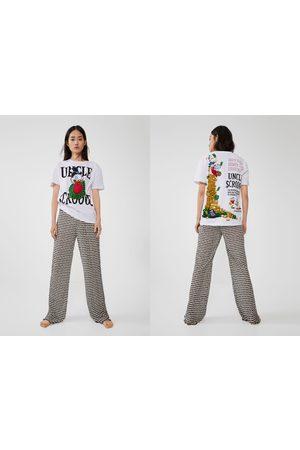 Zara Uncle scrooge ©disney t-shirt