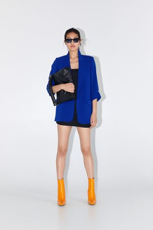Zara Blazer with turn-up sleeves