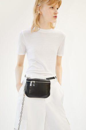 Zara Join life crossbody belt bag