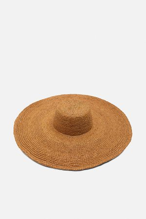 Zara Special edition large sun hat