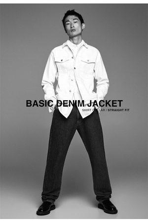 Zara Basic denim jacket