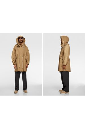 Zara Parka with removable hood