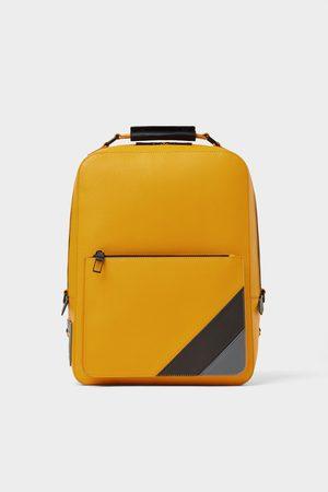 Zara Backpack with stripes