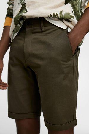 Zara Chino bermuda shorts