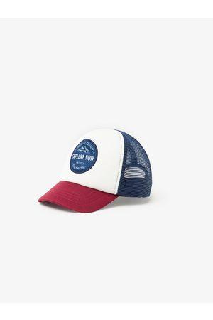 Zara Vauvat Lippikset - Contrast mesh cap
