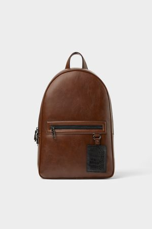 Zara Miehet Reput - Sporty backpack