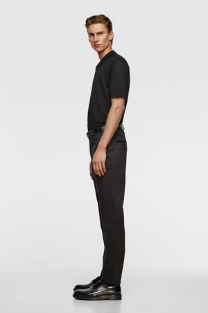 Zara Miehet Chinot - Slim chino trousers