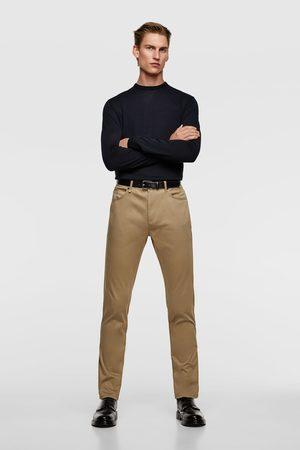 Zara Coloured skinny trousers