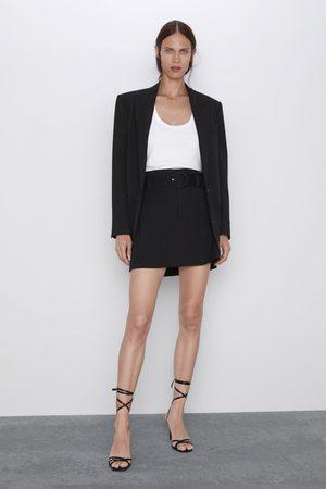 Zara Mini skirt with belt