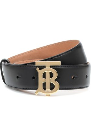 Burberry Naiset Vyöt - TB leather belt