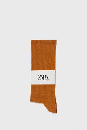 Zara Ribbed socks
