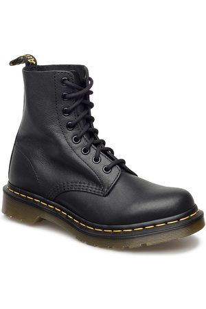 Dr. Martens Naiset Nilkkurit - 1460 Pascal Black Virginia Shoes Boots Ankle Boots Ankle Boot - Flat