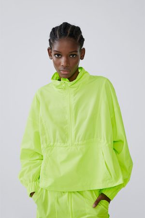 Zara Packable raincoat - belt bag