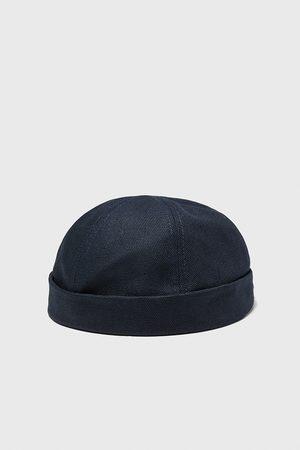 Zara Miehet Hatut - Short hat