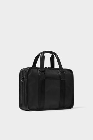 Zara Combination briefcase