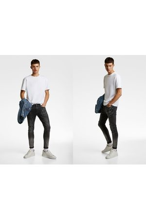 Zara Faded skinny jeans