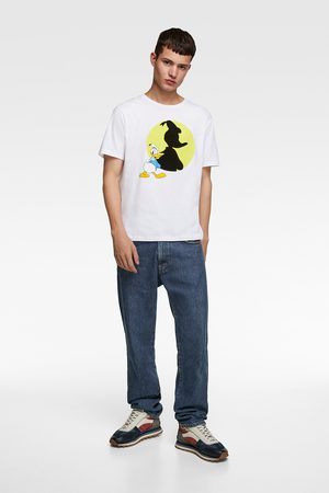 Zara T-shirt with combined ©disney print