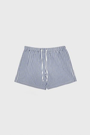 Zara Seersucker swimming trunks