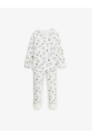 Zara Glittery cat pyjamas