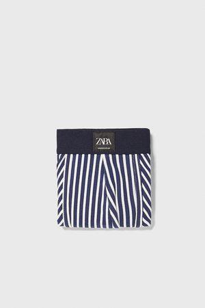 Zara Miehet Bokserit - Stripe print boxers