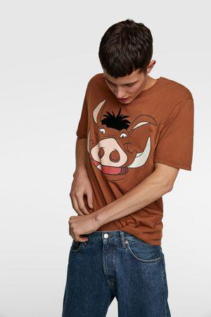 Zara Pumbaa © disney t-shirt