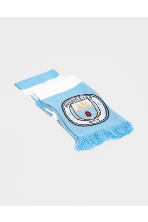 Forever Collectables Miehet Huivit - Manchester City FC Scarf - Mens