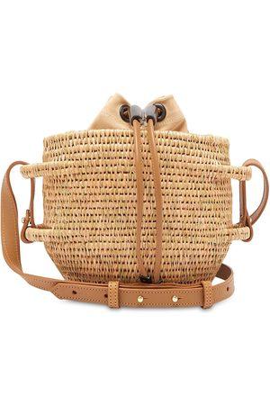 KHOKHO Thembi Woven Basket Bag