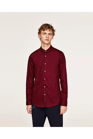 Zara STRETCH OXFORD SHIRT - Available in more colours