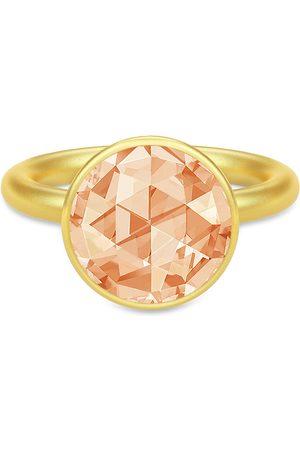 Julie Sandlau Naiset Sormukset - Cocktail Ring - Gold/Champagne Sormus Korut Kulta
