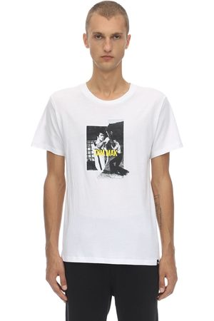 DIM MAK COLLECTION Bruce Lee Teaser Cotton Jersey T-shirt