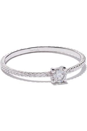 WOUTERS & HENDRIX Naiset Sormukset - 18kt gold diamond Uzerai exclusive ring