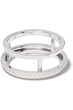 De Beers Naiset Sormukset - 18kt The Horizon diamond ring