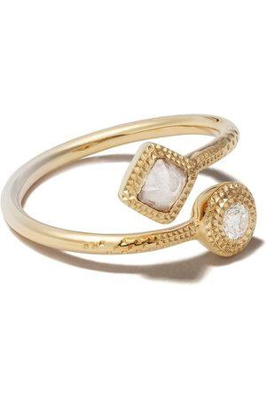 De Beers Naiset Sormukset - 18kt Talisman diamond ring
