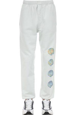 KLSH - KIDS LOVE STAIN HANDS Miehet Collegehousut - Cotton Sweatpants