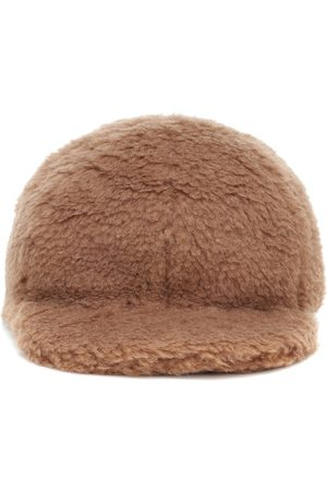 Max Mara Eddito faux fur cap
