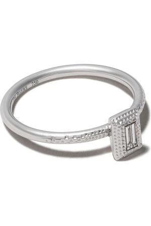 De Beers Naiset Sormukset - 18kt Talisman diamond baguette cut diamond ring