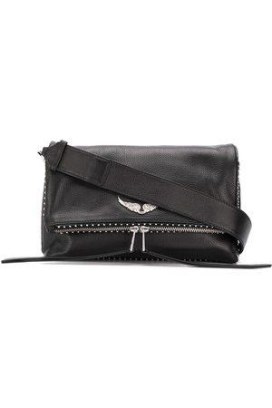 Zadig & Voltaire Rocky foldover crossbody bag