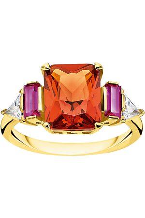 Thomas Sabo Ring Colourful St S, Sormus Korut Kulta