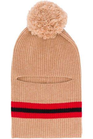Cashmere In Love Naiset Hatut - Wira pompom balaclava hat