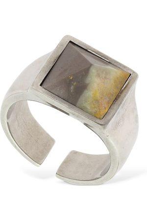 Isabel Marant Golden Mother Pyramid Ring