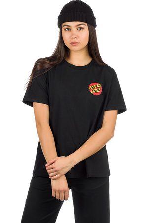 Santa Cruz Naiset T-paidat - Classic Dot T-Shirt