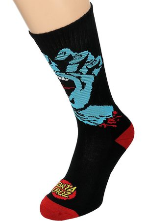 Santa Cruz Screaming Hand Socks