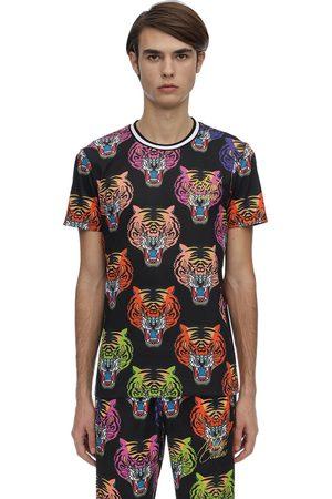 MINIMAL Miehet T-paidat - All Over Print T-shirt