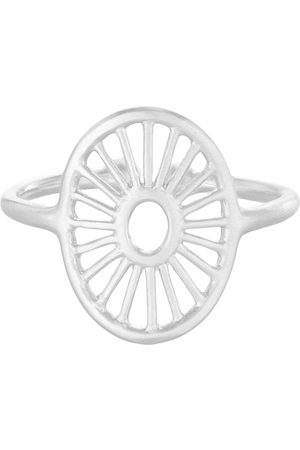 Pernille Corydon Small Daylight Ring Sormus Korut Hopea