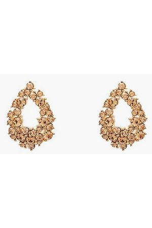 LILY AND ROSE Naiset Korvakorut - Petite Alice Earrings Topaz