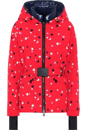 Moncler Genius Embroidered down jacket