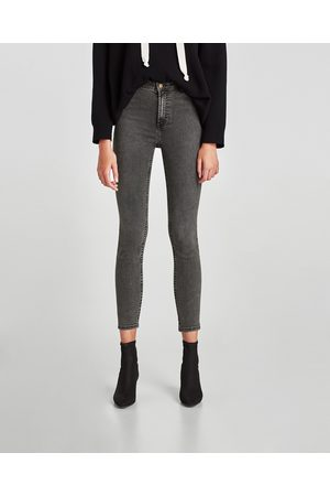 Zara HIGH WAIST JEANS - Available in more colours