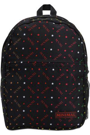 MINIMAL Miehet Reput - All Over Print Backpack